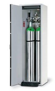 Gasflessenkast model G30.205.60, 600x615x2050mm